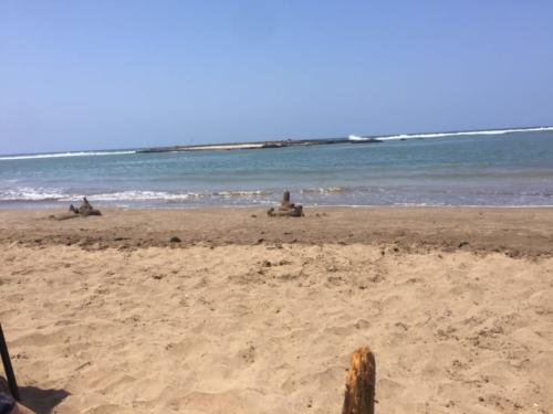 Sortie à la plage